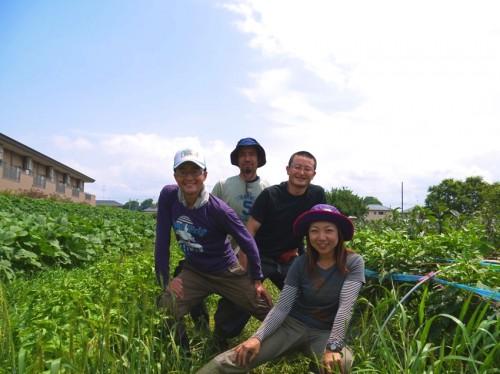 20130703久松農園スタッフ写真